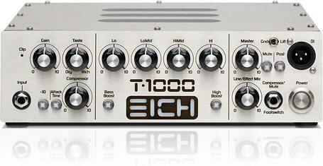 Bass Topteil T-1000