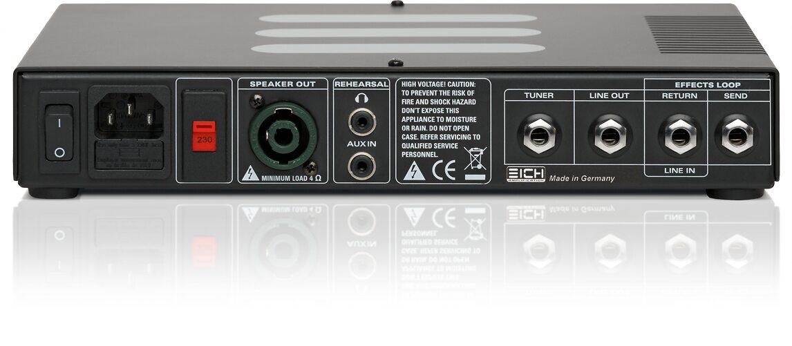 EICH T900 - Backview