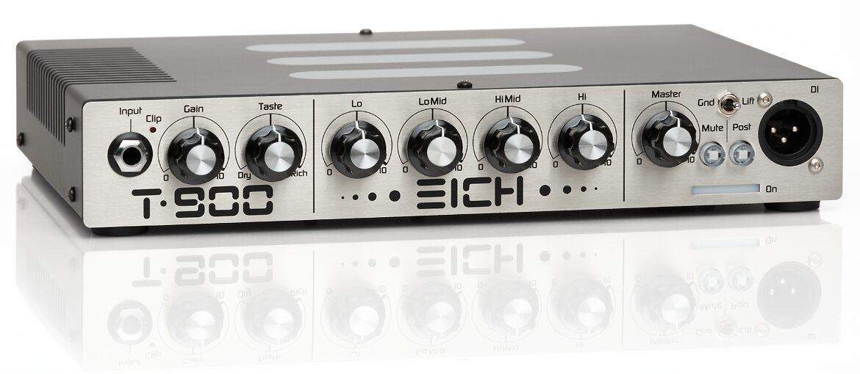 Bass Topteil EICH T-900