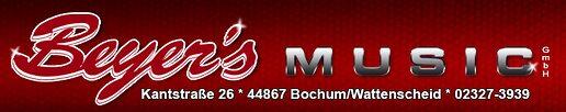 Logo von Beyers Music