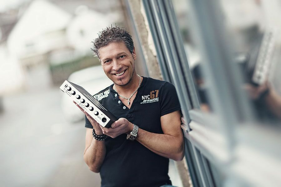 Thomas Eich, Owner of EICH Amplification
