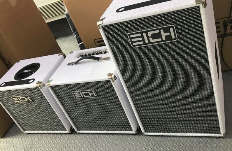EICH Custom Build in White