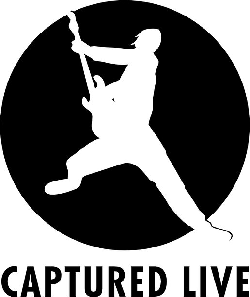 Captured Live Backline Rental Logo