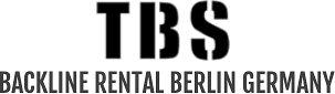 TBS Backline Rental Logo