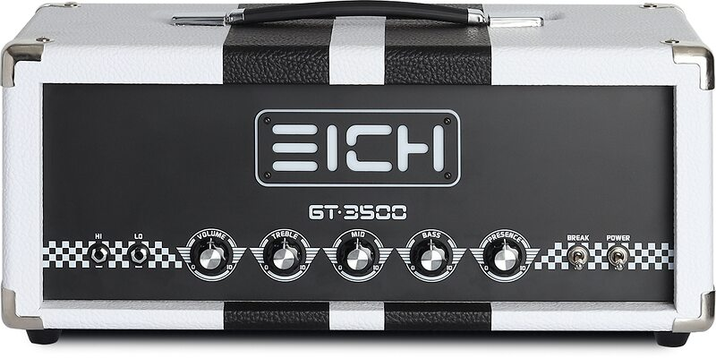 EICH GT3500 Head Front