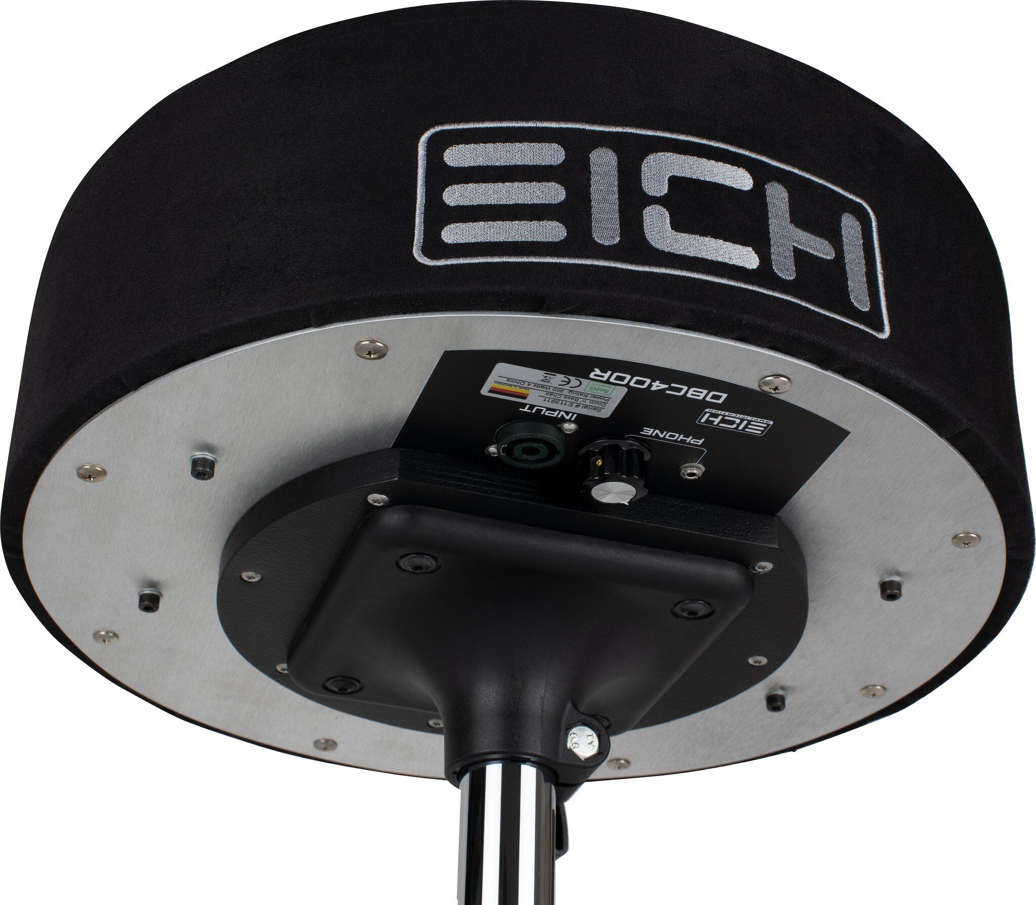 EICH DBC400R Drum Chair